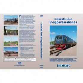 Teknikarv TAM47 Cabride Iore Svappavaarabanan DVD