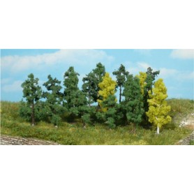 Heki 1231 Lövträd, 25 st, 4-5,5 cm