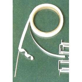 Heki 6560 Maskeringstejp, 8 mm bred, 5 meter