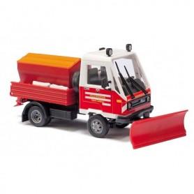 """Busch 42210 Multicar """"Feuerwehr Cottbus"""""""