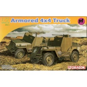 Dragon 7423 Markfordon Armored 4x4 Truck