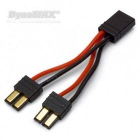 DynoMAX B9726 Traxxas Y-adapter seriell, 2S