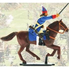 Prince August 936 Karoliner, Kavallerist figur och häst, 40mm höga