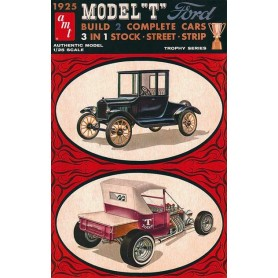"""AMT 670 Ford Model """"T"""" 1925"""