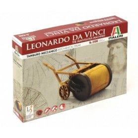 "Italeri 3106 Leonardo Da Vinci - ""Mechanical Drum"""