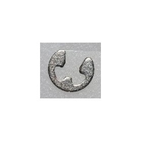 Märklin 608000 Spårryttare DIN 6799, tjocklek 0,3 mm, för axelbredd 1-1,5 mm, svart, 1 st