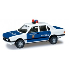 "Herpa 049924 BMW 5er™ Limousine ""Police department russia"""