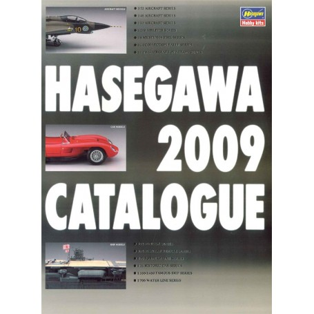 Media KAT113 Hasegawa Huvudkatalog 2009/2010