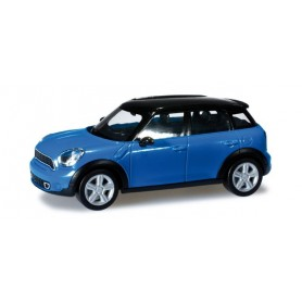 Herpa 024761.2 Mini Countryman ?, blå