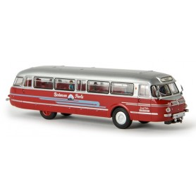 "Brekina 59351 Buss NWF BS 300 ""Bodensee Perle"", med figurer, TD"