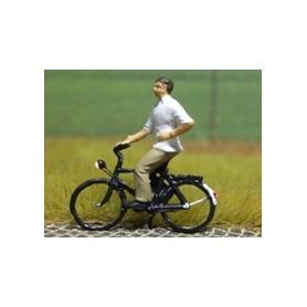 "Bicyc Led 168031 Cykel med belysning ""Man"""