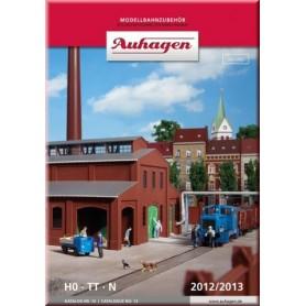 Media KAT246 Auhagen katalog No. 12 2012/2013
