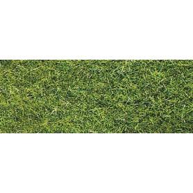 Heki 3377 Gräsfibrer XL, sommargrön, statiskt, 10 mm, 50 gram i påse