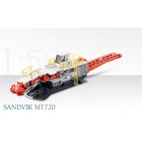 Conrad 25130 Sandvik MT720 Tunneling Roadheader