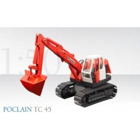 Conrad 29290 Bandgrävare Poclain TC 45 Crawler Excavator
