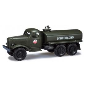 """Herpa 744034 ZIL 164 fuel tank truck """"CA"""""""