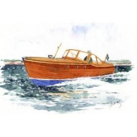 Atlast 1005 Motorbåt Solo Ruff