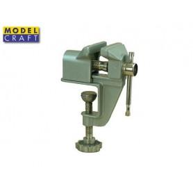 Model Craft PVC7002 Mini skruvstäd, käftbredd 40 mm, högsta käftavstånd 30 mm