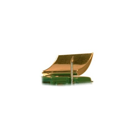 Promotex 5343 Package of 5 chrome-plated airfoils