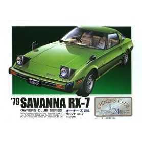 "Arii 21153 Mazda Savanna RX-7 1979 ""Owners Club Series"""