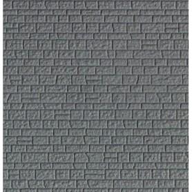 Vollmer 6024 Murplatta, natursten, mått 218 x 119 mm