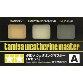 "Tamiya 87079 Vädringsset ""Weathering Master A"""