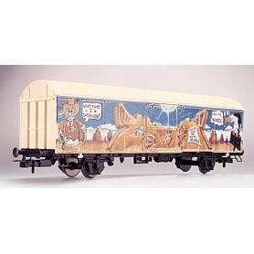 "Lima 303148 Godsvagn ""Grafitti"" NSB"
