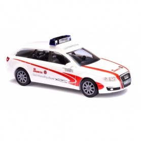 "Busch 49661 Audi A6 Avant ""Ambulanzflugdienst"""