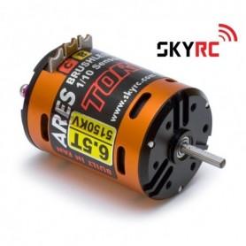 SkyRC SK400003.4 Borstlös motor ARES BL Motor 1:10 sensor 6.5T