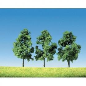 Faller 181361 Fruktträd, 3 st, höjd 110 mm