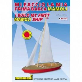"""Mamoli MT101 La Mia Prima Barca """"Traforo"""""""