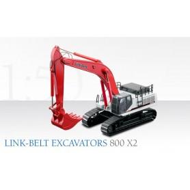 Conrad 29390 Bandgrävare Link-Belt Excavators 800 X2