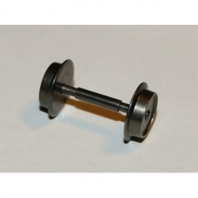 Hobby Trade 99019 Hjulaxel, 1 st, AC, 8.7 mm, utan spets eller tapplager