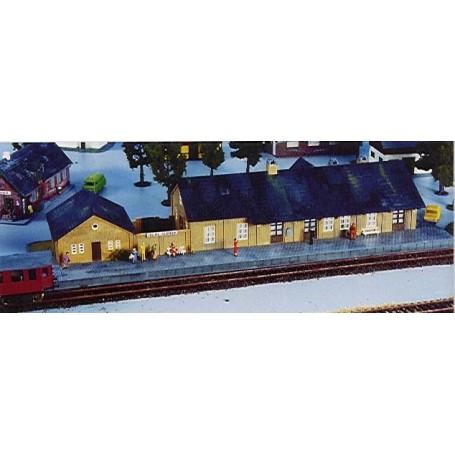 """Heljan 157 Station """"Holme - Olstrup"""""""