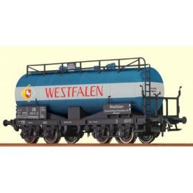 "Brawa 67058 Tankvagn 579 111 P typ DB AG ""Westfalen"""