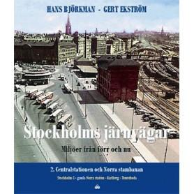 Media BOK146 Stockholms järnvägar, del 2 - Centralstationen och Norra Stambanan