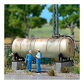 Busch 1527 Farm Water Tank