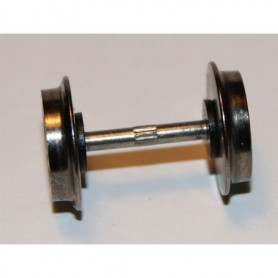Hobby Trade 99927 Drivaxel, AC, utan kugghjul, utan slirskydd, 11.4 mm, axellängd 20 mm, 1 st