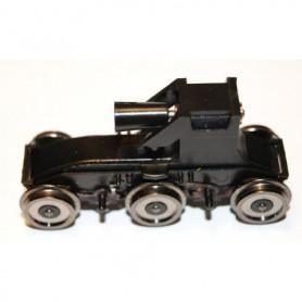 Hobby Trade 99929 Drivning, utan släpsko, AC, komplett med hjul, 1 st