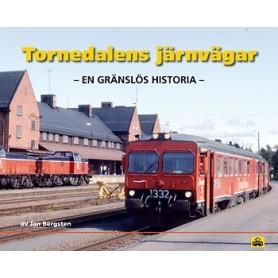 Media BOK148 Tornedalens järnvägar, en gränslös historia, av Jan Bergsten
