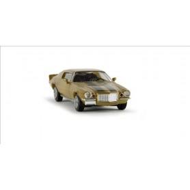Brekina 19906 Camaro Z 28, gold, TD