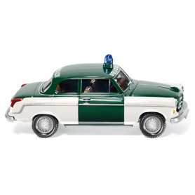 "Wiking 86428 Borgward Isabella ""Polizei"", 1957"