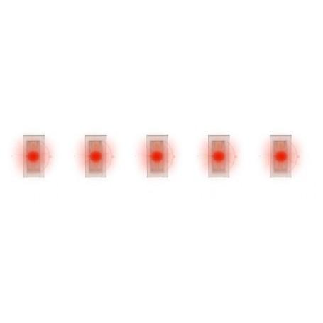 Faller 163752 5 SMD-LEDs, red