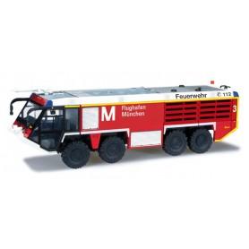 """Herpa 090292 Ziegler Z 8 airfield fire truck """"München airport"""""""