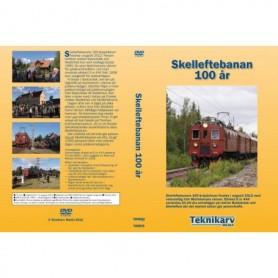 Teknikarv TAM69 Skelleftebanan 100 år - DVD