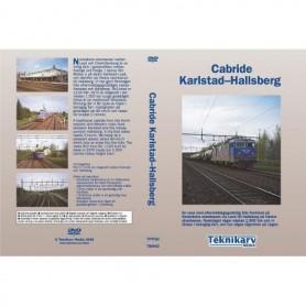 Teknikarv TAM42 Cabride Karlstad - Hallsberg - DVD