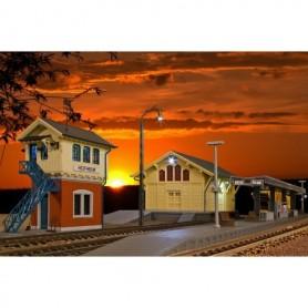 "Kibri 38994 Startset ""Runt Station"""