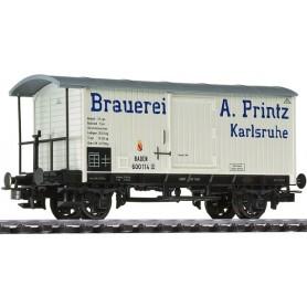 "Liliput 224805 Ölvagn Baden 600114 ""Brauerei A. Printz Karlsruhe"""