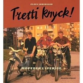 Media BOK155 Tretti knyck - Mopeden i Sverige