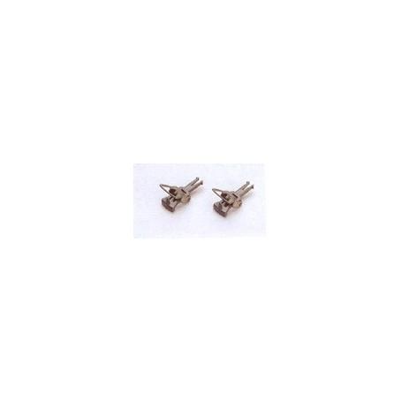 Piko 56030 Koppel, 2 st, PIN 72 för standard nemficka